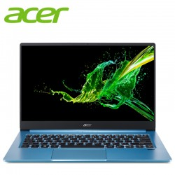Acer Swift 3 SF314-57G-78HJ 14'' FHD Laptop Glacier Blue ( I7-1065G7, 16GB, 512GB, MX250 2GB, W10, HS )