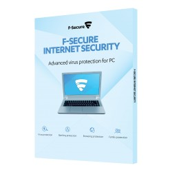 F Secure Internet Security 1 Device 3 Years