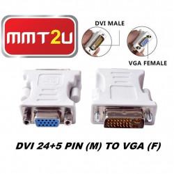 CONVERTER VGA TO DVI (VICE VERSA)