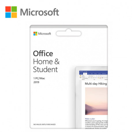 Microsoft Office Home & Student 2019 (ESD Version)
