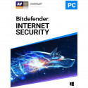Bitdefender Internet Security 3 Devices 1 Year