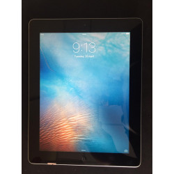 IPAD 3 16GB WIFI WITH FREE GIFT (LIGHTNING CABLE & POWER ADAPTOR)